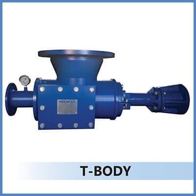 T Body Jet Pumps